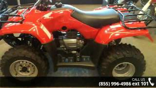 8. 2017 Honda FourTrax Recon ES  - RideNow Powersports Goody...