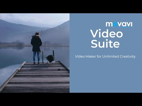 Movavi Video Suite 18 | Video Maker for Unlimited Creativity
