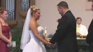 Po tej akcji świadka nowożeńcy nie mogli przestać się śmiać!