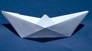 Як зробити кораблик (човник, човен) з паперу своїми рукамиУ цьому відео ми з Вами дізнаємося, як зробити паперовий кораблик орігамі. Цей кораблик (човник) може зробити будь-хто. Він відмінно плаває. Перевірте це особисто!Опис відео:00:05 Нам знадобиться звичайний аркуш паперу А4 або лист зі шкільного зошита, газети, журналу ...00:38 Згинаємо папір навпіл.00:55 Згинаємо два верхніх краю до центру1:25 Згинаємо нижні смужки1:48 Вивертаємо1:57 Загортаємо куточки2:24 Підвертаємо нижні кути2:43 Знову вивертаємо серединки2:57 В нас виходить кораблик.Тепер Ви знаєте як зробити своїми руками човник або кораблик з паперуПідписуйтесь на наш канал «Розумна дитина»(YouTube канал Розумна Дитина):https://www.youtube.com/channel/UCpKlZnl88hGmT363eG4mtEgДивіться, як зробити класну паперову іграшку у вигляді гармошки (Орігамі райдужна пружинка, орігамі «Райдуга») тут: http://youtu.be/itETbru8OYMЯк зробити голуба з паперу дивіться тут: http://youtu.be/pxeab6l5YcMЯк зробити гарний конверт відео урок тут: http://youtu.be/6lKJFnx50BsОрігамі паперова жаба (жабка), що стрибає http://youtu.be/ts5fxLkWhpMЯк зробити паперового зайця (кроля, кролика) орігамі: http://youtu.be/GE1XaSauY4k