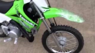 10. 2013 Kawasaki Klx 110 Review
