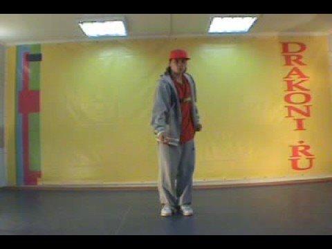 Обучающее видео hop-hop (хип-хоп): harlem shake