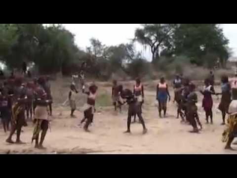 Ethiopia - Hamar Tribe Rituals