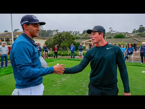 2018 U.S. Men's Amateur Finals, Full Coverage, Front Nine