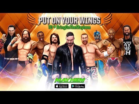 WWE Mayhem - Highflyer Loot Opening