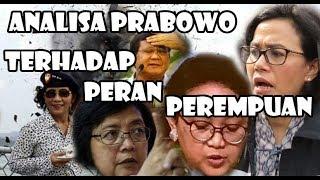 Video Analisa Kepercayaan Prabowo Terhadap Peran Perempuan MP3, 3GP, MP4, WEBM, AVI, FLV Januari 2019