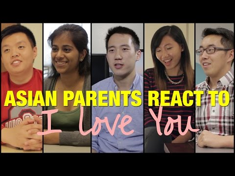You) - use the #iloveyouchallenge hashtag! would love to see any of own parents' reactions! I pulled an all-nighter editing this video because I just couldn't step away from this footage. These conversat...