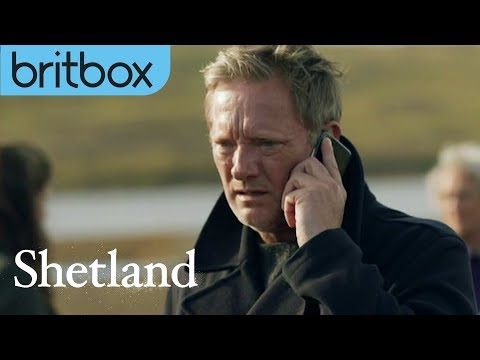 A Hand Washes Up on a Shetland Beach | First Look | Shetland S5