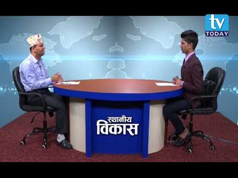 (Hansraj Bhatt, Mayor, Mahakali Municipality, Darchula Talk show on TV Today Television - Duration: 24 minutes.)