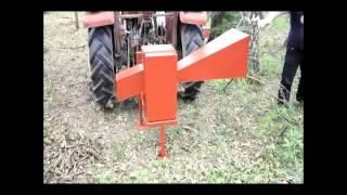 Download Lagu stiepkovač Špalíkovač štěpkovač 10cm za traktor Drtič větví tel. 00420 732 257 189 Mp3