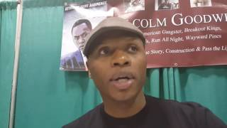 Exclusive: Actor Malcolm Goodwin