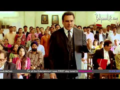 Jolly LLB movie review: Boman and Arshad present a befitting satire on the Indian judiciary