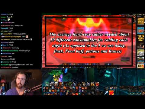 Asmongold Takes The Fact Or Crap The Burning Crusade Quiz By Hirumaredx