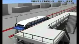Japon Yapımı Durakta Durmayan Tren Simülasyonu