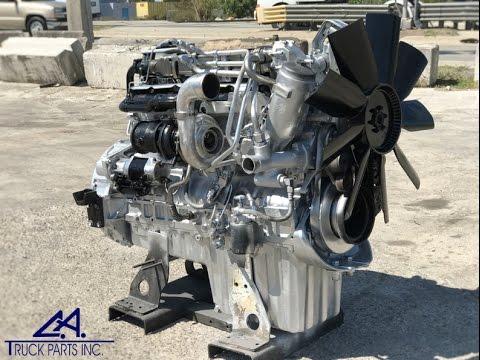 Mercedes Benz OM 460 LA Engine Serial # 460798407 Stock #2000