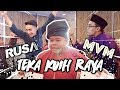 Artis RUSA VS Artis MVM - Teka Kuih Raya!
