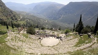 Delphi Greece  City new picture : The Delphi - Greece