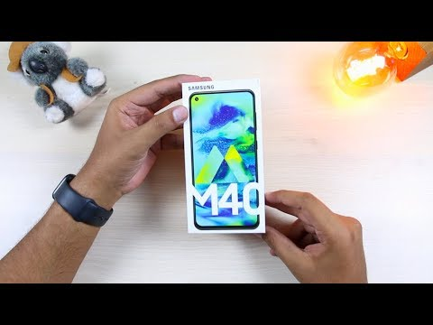 Samsung Galaxy M40 Unboxing & Quick Review - Worth Buying?
