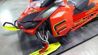 9. 2016 Ski-Doo Freeride 154 800R E-TEC | Lot # 20988627