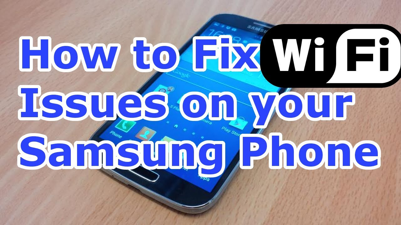 Descargar How to Fix Android Wifi Problems – Samsung Galaxy S4 – All Samsung phones [HD] para Celular  #Android