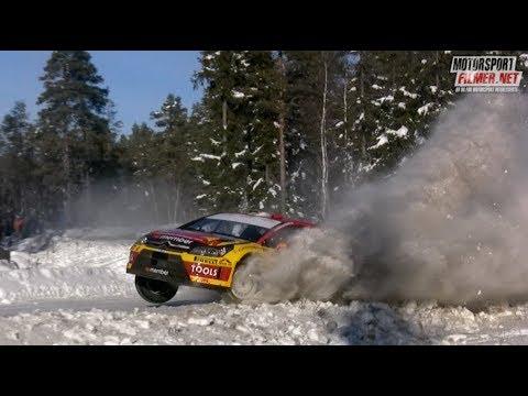 WRC Rally Sweden 2010 - Motorsportfilmer.net