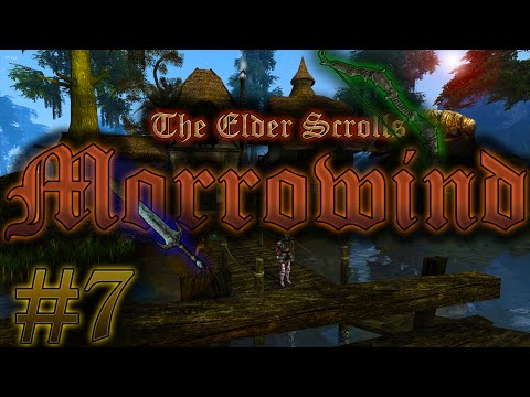 the elder scrolls iii morrowind xbox walkthrough