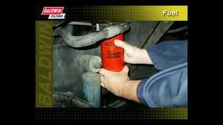 FilterSavvy - Baldwin Filters - Fuel Filters 6