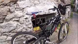 Chiavenna Italy  city images : [GoPro HD Hero 2]: MTB riding - Tracciolino, Val Chiavenna, (Italy)