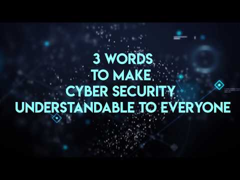 BASICS – 3 words to make cyber security understandable to everyone