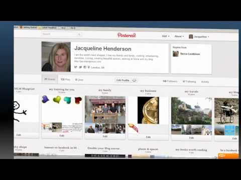 0 Use Your Pinterest Profile For Attraction Marketing