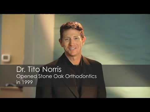Welcome to Stone Oak Orthodontics in San Antonio TX - Meet Orthodontist Dr. Tito Norris