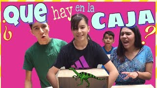 Video ¿QUÉ HAY EN LA CAJA? / WHAT'S IN THE BOX CHALLENGE /  NatalyPop MP3, 3GP, MP4, WEBM, AVI, FLV Juni 2018