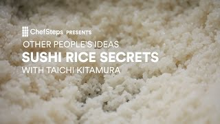 Taichi Kitamura of Sushi Kappo Tamura walks us through the process of making the best dang sushi rice you've ever had. chfstps.co/2n7Pk37You're passionate about cooking. We're here to help.Become a member and be the first to learn about new recipes, special offers, and goings-on around the kitchen: http://chfstps.co/1paXXVdAnd while you're at it...Like us on Facebook: http://chfstps.co/1thBubbFollow us on Instagram: http://chfstps.co/1nDs8Fj Tweet with us: http://chfstps.co/1gMVbWAGet Pin-spired: http://chfstps.co/1koB9kIRead our blog: http://chfstps.co/1rhTgh0