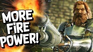 ARK Survival Evolved Ep #48 - WE NEED MORE FIREPOWER! (Aberration DLC)