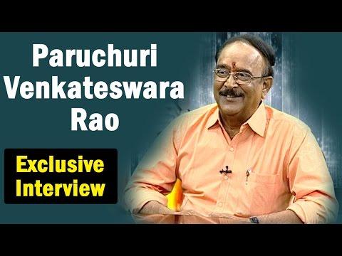 Paruchuri Venkateshwar Rao Exclusive Interview | Weekend Guest