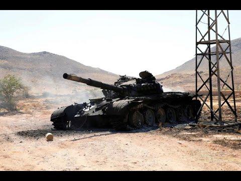 En Libye, les forces du maréchal Haftar annoncent un cessez-le-feu