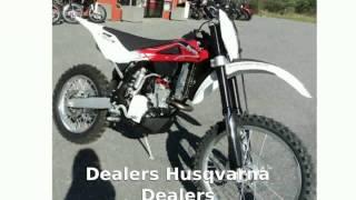3. 2013 Husqvarna TXC 250R  Transmission Dealers