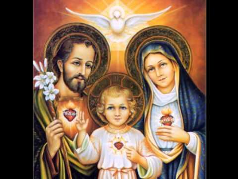 i tre sacri cuori, la sacra famiglia, fatima - cuore castissimo di san giuseppe, festività