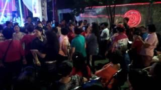 Gambang kromong Dingin di pasar Lama Tangerang