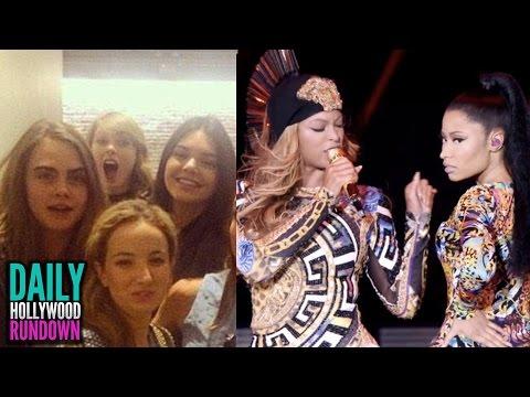 Taylor Swift & Kendall BFF's? – Nicki Minaj's Tracks w/ Beyonce & Ariana LEAK! (DHR)