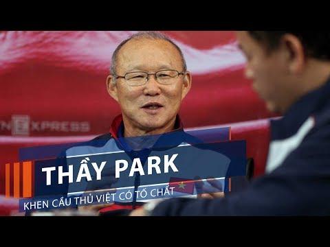 Thầy Park khen cầu thủ Việt có tố chất | VTC1 - Thời lượng: 101 giây.