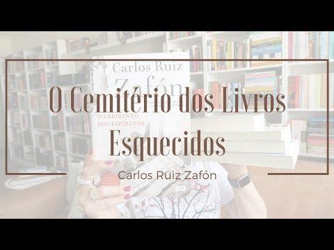 [Ficção] O Cemitério dos Livros Esquecidos | Mari Dal Chico