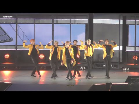 190805 SMT DAY3 엔시티드림 메들리 NCTDREAM medley FULL cam: MFAL+Chewing gum+MENT+We go up+We young