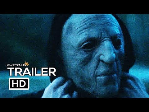 THE CABIN Official Trailer (2018) Horror Movie HD