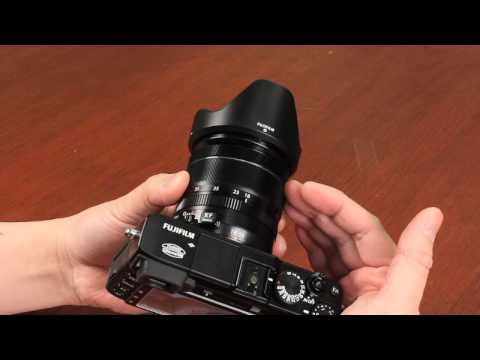 Top Features of the Fuji X-E1