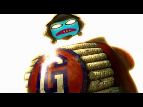 ����� Gorillaz - Rock The House (Explicit)