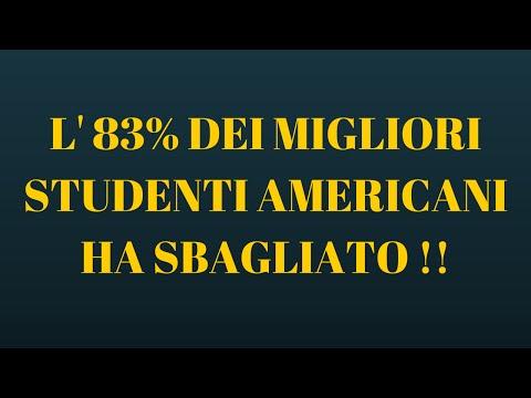 misura il tuo q.i con questo test: l'83% degli studenti sbaglia!