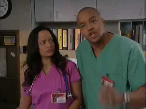Scrubs Carla Is Turk's World