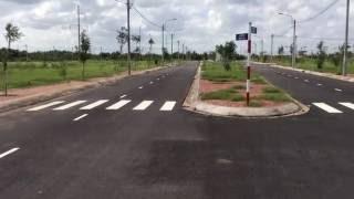 Bán đất thổ cư huyện nhà bè giá rẻ 5mx16m, đường nhựa 12m, giá 650 triệu/nền