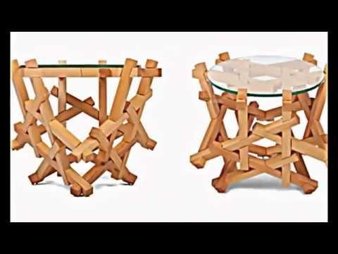 Holz Möbel selber machen — die innovative Puzzle Kollektion
